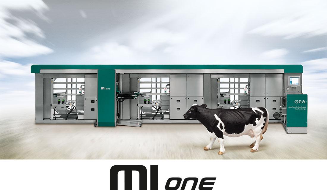 MIone – Süt Sağım Robotu Video