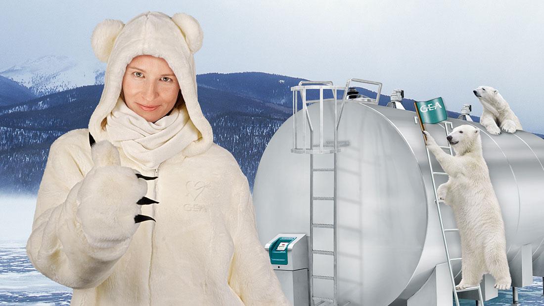 Süt Soğutma Tankı Video